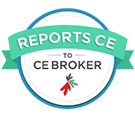 CE Broker Badge